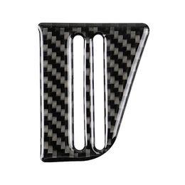 Volkswagen Card UK - Carbon Fiber Center Console Card Slot Cup Decorative Trim Stickers Car Interior Modification Accessories For Volkswagen VW LaVida 2015 2016