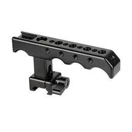 $enCountryForm.capitalKeyWord Australia - CAMVATE Quick Release NATO Top Cheese Handle For DSLR Camera Cage Rig C2119