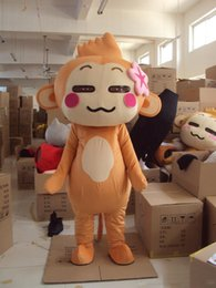 $enCountryForm.capitalKeyWord Australia - 2019 High quality Lovely YOYO and CICI cartoon doll Mascot Costume Free shipping