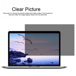 Privacy Computer Filter Australia - Universal Privacy Filter Screen Protective Film Anti-Film For 16:9 Widescreen Computer