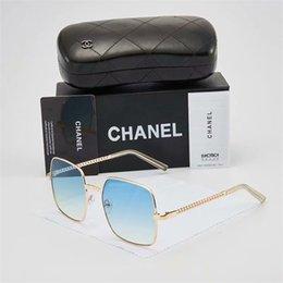 Original stamp online shopping - Luxury Desinger Square Sunglasses with Stamp UV400 Full Frame Sunglasses for Women Men Fashion Accessories High Quality Original box