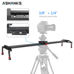 $enCountryForm.capitalKeyWord Australia - for video ASHANKS 100cm 39.37'' Camera Aluminum Alloy Damping Track Video Stabilizer Rail Track Slider for DSLR or Camcorder