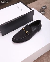 Handmade Patchwork Dress Australia - Fashion Men Party And Wedding Handmade Loafers Men Velvet Shoes With Tiger and Gold Buckle Men Dress Shoe Men's Flats size 38-45