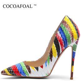 $enCountryForm.capitalKeyWord NZ - Sexy Women's High Heels Shoes Woman White Wedding Shoes Pointed Toe Plus Size Stripe Bride Valentine Heels Shoes 2019