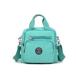 Original Brand Fashion Women Shoulder Bags Soft Waterproof Nylon Quality  Kip Style Monkey Handbag 0e2cf7e3228af