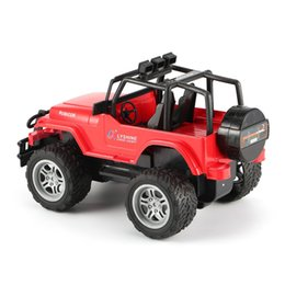 buggy rc car nitro UK - High Speed Convertible RC Car 1 18 Infrared Remote Control Car Vehicle Off-road Buggy RTR