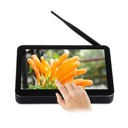 Hdmi small online shopping - PiPO X11 Quad Core TV BOX Z8350 G RAM G ROM windows mini pc with IPS Screen display HDMI LAN Small Nettop Computer