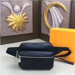 Mens designer cross body bags online shopping - 2019 designers Men handbags mens shoulder bags women real leather chain crossbody bag handbags famous circle purse M44169 luxury handbags