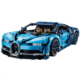 1:8 3636 PCS DIY Building Blocks Super Racing Car on Sale