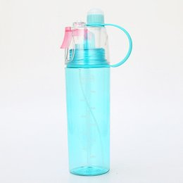 $enCountryForm.capitalKeyWord Australia - Water Bottle Spray Kettle Sports bottle for kids adults leak proof BPA free multi three colors