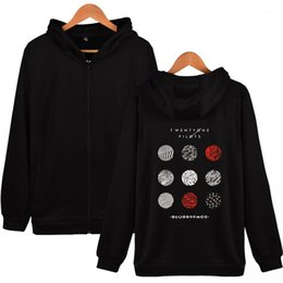 twenty one pilots hoodies NZ - Pilots Hoodies Capless Men Brand Designer Mens Sweatshirt 21 Pilots Sweatshirt Men 'S Hooded Clothes Luckyfridayf Twenty One