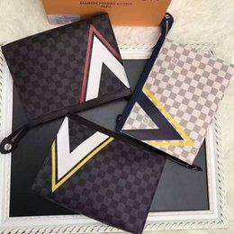 Media Keys Australia - Medium handbag 64023 2019 WOMEN REAL LEATHER LONG WALLET CHAIN WALLETS COMPACT PURSE CLUTCHES EVENING KEY CARD HOLDERS