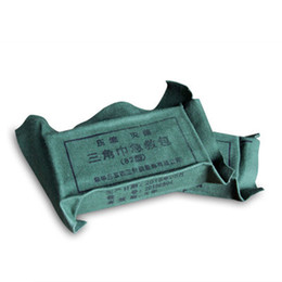 gauze towels NZ - Outdoor activity first aid tool training triangle towel first aid kit gauze bandage compression sterilization medical rescue emergency kit