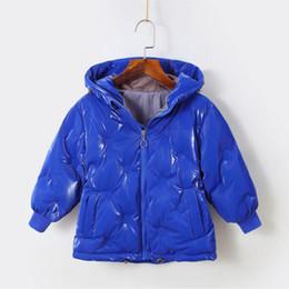 $enCountryForm.capitalKeyWord Australia - Kids Outerwear Coats Winter Down Jacket Girls Boys Coats Down Jackets Children's Clothing Black Blue Leisure Sport Snow Wear
