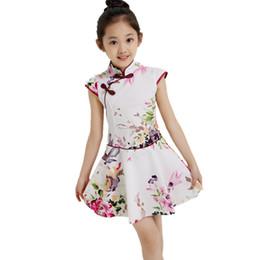84f9f795a225 1-13T Baby Girls Dress Casual Teenagers Performance Costume Kids Clothes  Vestidos Summer Dress Girl Party Children Clothing