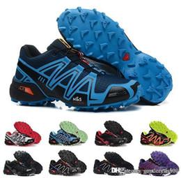 $enCountryForm.capitalKeyWord Canada - Free shipping Speed cross 3 CS Shoes Men&Women Navy Pink White Speed Cross III