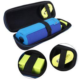 Best Clothing Australia - Konesky Best Portable EVA Hard Carry Bag Box Protective Cover Case For JBL Charge 3 Bluetooth Speaker Pouch Case