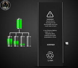 $enCountryForm.capitalKeyWord Australia - ROHS CE Standard Safe Durable LI Replacement For iPhone 7 7 Plus 7plus Battery Baseus Mobile Phone Battery High Capacity Bateria Original