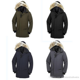 $enCountryForm.capitalKeyWord Canada - Luxury down Canada famous Outdoor sports brand Goose down 90% man thick Outerwear t Parka Winter Warm Thick Down Coats with Hooded Warm