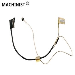 Lvds Lcd cabLe online shopping - Video screen Flex wire For MSI MR X5K M X5K laptop LCD LED LVDS Display Ribbon cable K1N V03