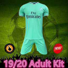 264e5c14022 2020 real madrid jersey 19 20 Adult Kit 10 MODRIC MARCELO 2019 soccer  jersey BALE ASENSIO ISCO RAMOS champions league away Kit jersey discount real  madrid ...