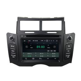 "Yaris Gps Australia - Android 8.0 Octa Core 2 din 6.2"" Car DVD GPS for Toyota Yaris 2005-2011 With 4GB RAM Radio Bluetooth 3G 4G WIFI USB 64GB ROM"