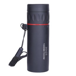 $enCountryForm.capitalKeyWord Australia - 30x25 HD Optical Monocular Low Not Support Night Vision Waterproof Mini Portable Focus Telescope Zoomable 10X Scope for Travel