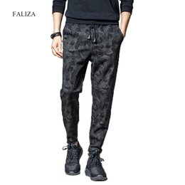$enCountryForm.capitalKeyWord NZ - FALIZA 2019 Spring Mens Joggers Pants Camo Joggers Men's Trousers Camouflage Jogger Track Pants Mens Streetwear Sweatpants PA13