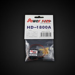 Futaba Australia - orignal Power HD-1800A High Speed Sub-Micro Analog Servo 8g(Compatible with FUTABA JR) belong Toys Hobbies Remote Control Toys Parts & Accs