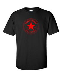 Punk shoes mens black online shopping - Punk Rock T Shirt All Star Cover Mens Old School Fashion Colors Shoes S XXL