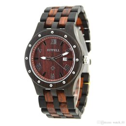 $enCountryForm.capitalKeyWord UK - 2017 Fashion Brand Bewell Mens High Quality Watches Casual Wood Quartz Watch Men Wristwatch On Sa