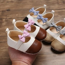 $enCountryForm.capitalKeyWord Australia - Baby shoes girls 2019 Toddler Infant Baby Girls Bowknot Princess Shoes Sandals Prewalker Footwear zapatos