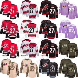 f85cadc8b14 Custom Carolina Hurricanes 27 Justin Faulk Jersey All Stitched Men Women Youth  Kid size S-3XL Winter Classic Cheap