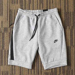Wholesale loose jersey resale online - sports shorts loose five pants large size basketball running pants