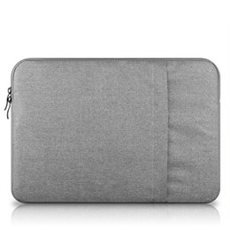 15.6 Macbook Australia - Factory price Shockproof handbag Sleeve Case for Macbook air pro11 12 13.3 15 Bag Pouch Cover For Ipad Air 1 2 5 6 Pro 9.7 Cases