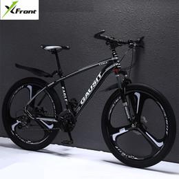 Großhandel Marke Mountainbike Aluminiumlegierung Rahmen Hydraulische Scheibenbremse SHIMAN0 27 30 Geschwindigkeit Sport MTB Sport Downhill Fahrrad im Angebot