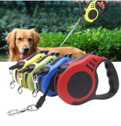 Flexible Products Australia - 5M Retractable Dog Leash Automatic Flexible Dog Puppy Cat Traction Rope Belt Dog Leash For Small Medium Dogs Pet Products