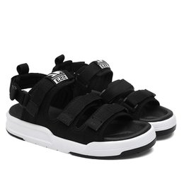 $enCountryForm.capitalKeyWord Australia - Summer Non-slip Ladies Men S Sport Sandals Black White Red Anti-slipping Quick-drying Outdoor Slippers Soft Water Shoes Beach Sandals 36-44