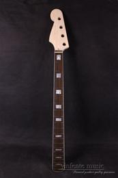 Necks guitars bass online shopping - New Electric bass guitar neck inch fret Fretboard left hand Truss Rod p6