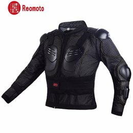 Off rOad mOtOrcycle jackets online shopping - Motorcycle body armor Motocross gear Shoulder Off Road Racing protection jacket Moto gears