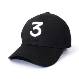 rapper hats NZ - which in shower embroidery the rapper chance 3 hat summer fashion street dad hat kpop baseball cap snapback fishing sun bone