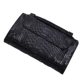 Ostrich Leather Clutch Bag Australia - Brand Genuine Leather Women Messenger Bag Crocodile Pattern Shoulder Bag Women Crossbody Bag Daily Clutch Dropship