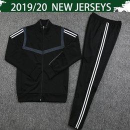 $enCountryForm.capitalKeyWord Australia - 2020 RONALDO Jacket Suit Black Soccer Jersey 19 20 DE LIGT White Soccer Tracksuit 2019 DYBALA Football Training Uniforms With Pants