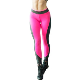 White Leggings Holes Australia - Women Yoga Pants Lady Yoga Fitness Hole Leggings Running Gym Stretch Sports Pants legging fitness feminina academia 3d #ES