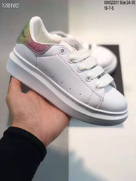 $enCountryForm.capitalKeyWord Australia - Luxury Designer kids Casual Shoes Cheap Best High Quality Fashion Sneakers Party Platform Shoes Velvet Chaussures Sneakers