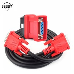 $enCountryForm.capitalKeyWord Australia - Hot selling Best Quality Autel MaxiDAS DS708 Main Test Cable + OBD 16Pin Adapter Connector OBD2 16 Pin for ds708