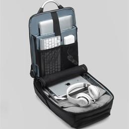 $enCountryForm.capitalKeyWord Australia - 15.6Inch Laptop Backpack Men Bag Water Repellent Functional Rucksack USB Charging Port Man Bags Travel Computer Tablet Backpacks