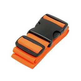 Wholesale Luggage Straps Suitcase Belts Travel Bag Accessories Pack Orange