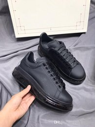 Crystal Clay online shopping - Crystal shoes Black White Platform Classic Casual Shoes Casual Sports Shoes Mens Womens Sneakers Designer Dress Crystal Bottom Shoe gp190801