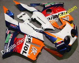 Cheap Motorcycles Fairings Australia - Cowling Fitting For Honda CBR250R Body Kit MC19 1988 1989 CBR 250R CBR 250 RR 88 89 ABS Cheap Motorcycle Fairing (Injection molding)